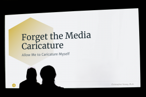 PowerPoint Slide Template for Chris Stroop