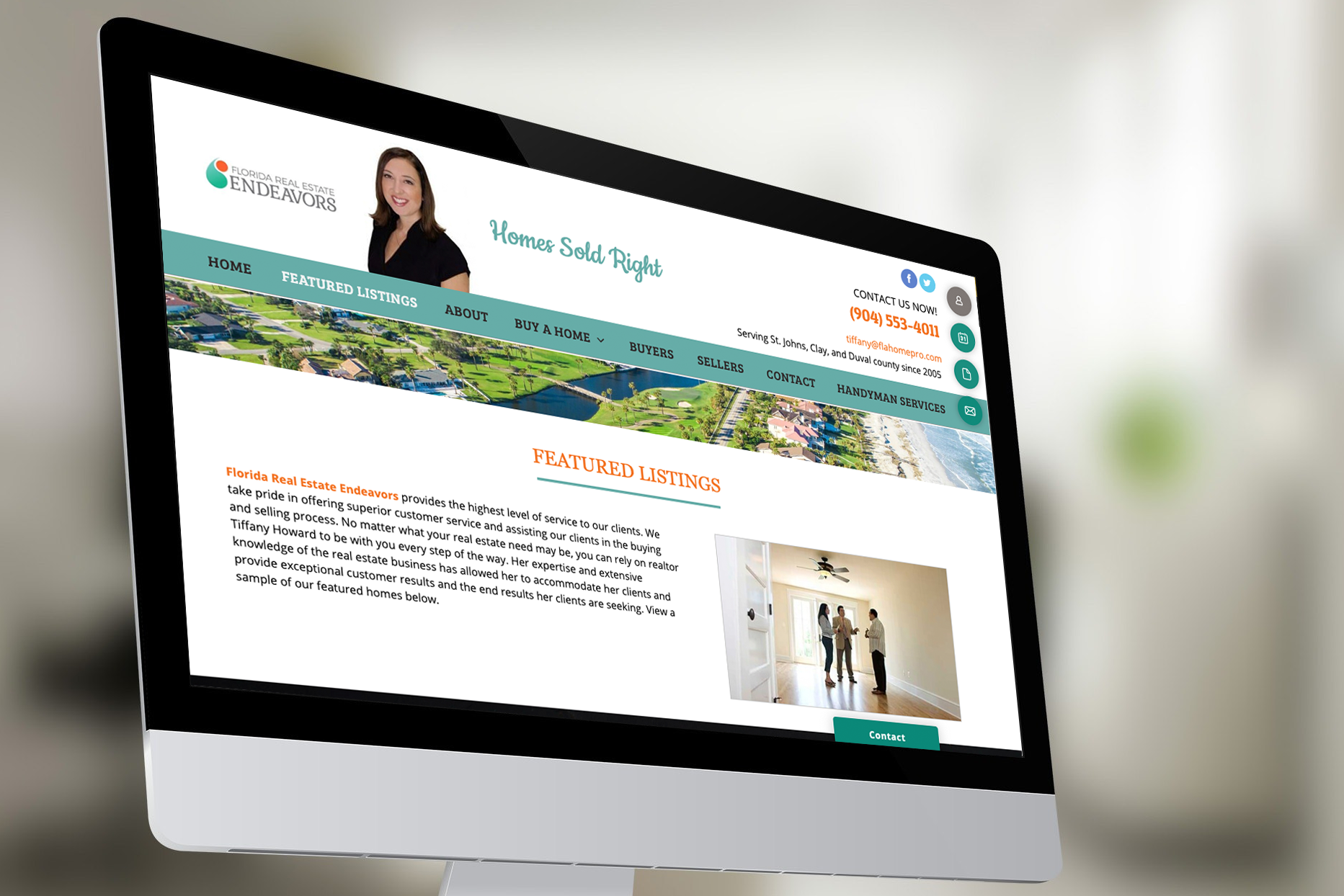 FLA Real Estate Endeavors Website