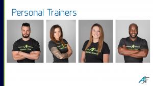 Achieve Fitness Custom PowerPoint Template