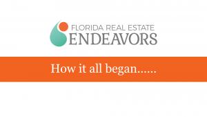 Florida Real Estate Endeavors Custom PowerPoint Template