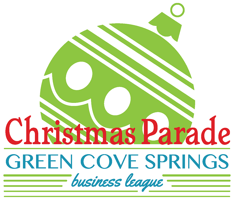 Green Cove Springs Business League Third Saturday Logo Variation