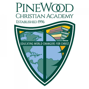 Final Pinewood Christian Academy Crest, full color