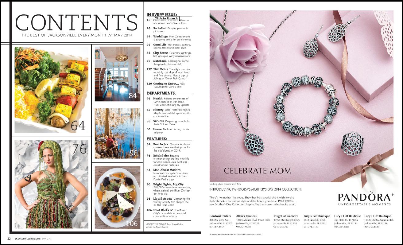 Digital copy of Jacksonville Magazine print edition